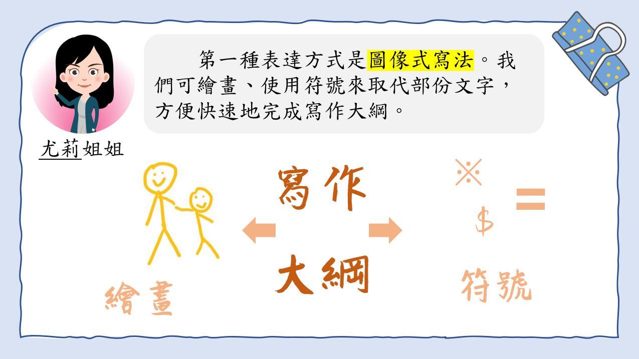 「寫作大綱」的三種寫法|寫作教室|尤莉姐姐的反轉學堂